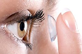 Présentation laboratoire d'adaptation de lentilles de contact sur mesure Dencott