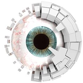Prothèse oculaire laboratoire Dencott